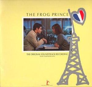 The Frog Prince (album) - Image: Enya The Frog Prince OST