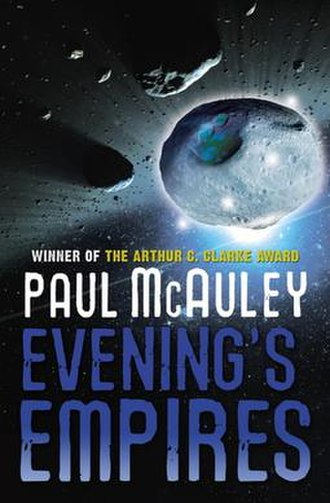 Evening's Empires - Hardcover edition