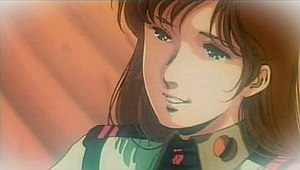 Misa Hayase - Misa Hayase as she appears in The Super Dimension Fortress Macross: Flash Back 2012
