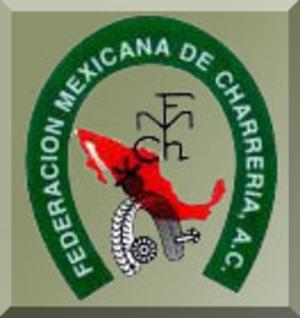 Federación Mexicana de Charrería - FMCh logo