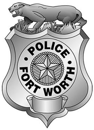 Fort Worth Police Department - Image: FWPD Shield