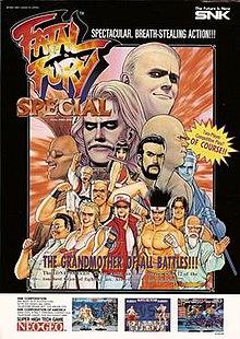 Fatal Fury Special Wikipedia