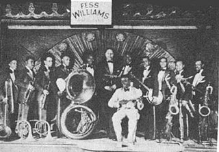 Fess Williams American musician