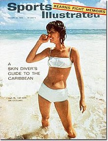 abd37f15bd Sports Illustrated Swimsuit Issue - Wikipedia