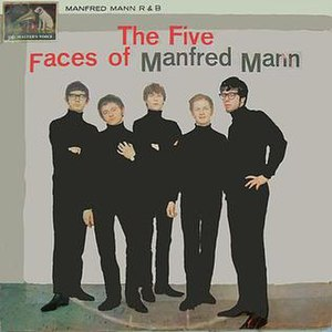 The Five Faces of Manfred Mann - Image: Five Faces of Manfred Mann