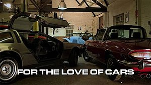For the Love of Cars - Series 1 episode 7 title card