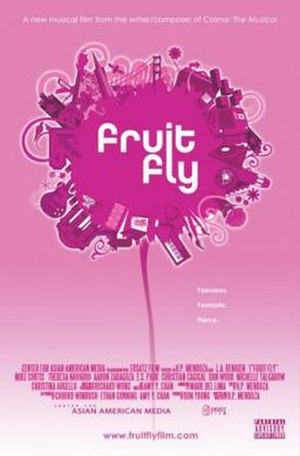 Fruit Fly (film) - Poster
