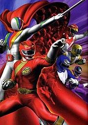 StateMaster - Encyclopedia: Super Sentai