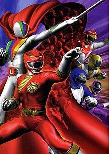 Hyakujuu Sentai Gaoranger vs  Super Sentai - Wikipedia