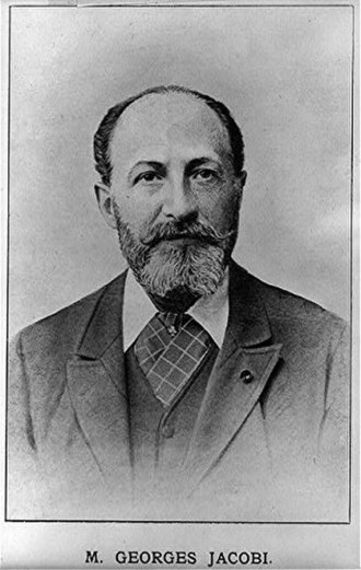 Georges Jacobi - Georges Jacobi in 1906