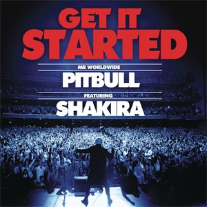 Get It Started - Image: Get It Started single