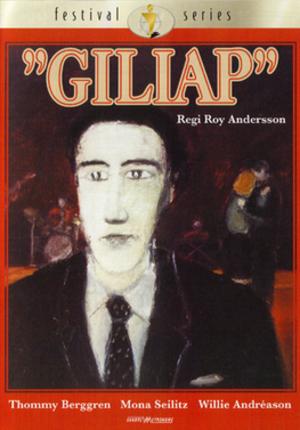 Giliap - Swedish DVD cover
