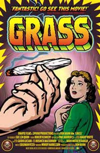 Grass (1999 film) - Promotional artwork for Grass