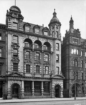 Grindlays Bank - Image: Grindlay & Co Headquarters