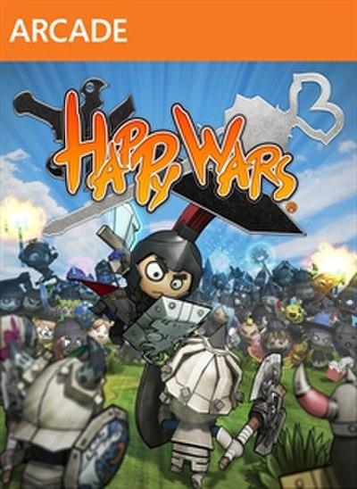 Picture of a game: Happy Wars