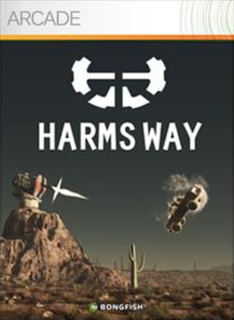 <i>Harms Way</i> (video game)