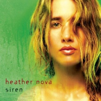 Siren (Heather Nova album) - Image: Heather nova siren