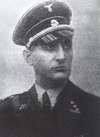 Hermann Florstedt - Image: Hermann Florstedt 1