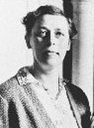 Hilda Buckmaster