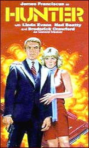 Hunter (1977 TV series) - Image: Hunter poster