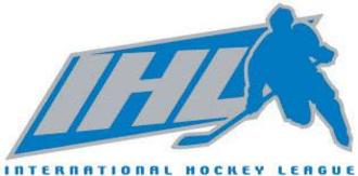 United Hockey League - UHL's IHL logo from 2007 until 2010