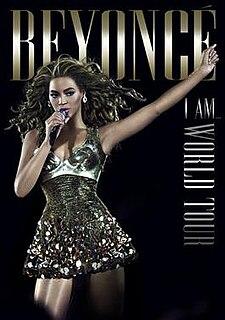 <i>I Am... World Tour</i> (album)