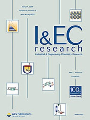 Industrial & Engineering Chemistry Research -  200 px