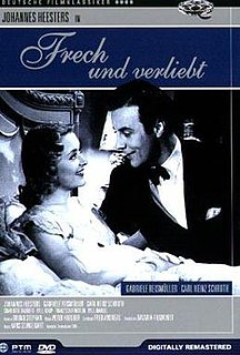 <i>Insolent and in Love</i> 1948 film