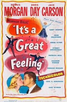 It's a Great Feeling 1949 poster.jpg