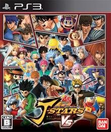 J-Stars Victory VS - Wikipedia