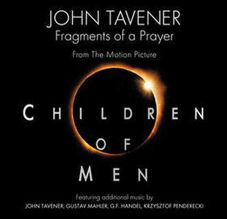 Children of Men soundtracks - Image: Johntavenerchildreno fmen