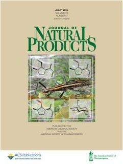 <i>Journal of Natural Products</i> Academic journal