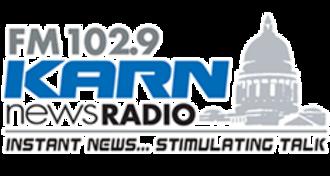 KARN-FM - Image: KARN Logo