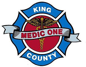 Logo of King County Medic One