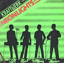 Kraftwerk Neon Lights single cover.jpg