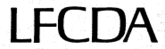 London Fire and Civil Defence Authority - Image: LFCDA logo 1989