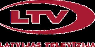 Latvijas Televīzija - LTV logo