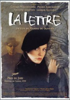 <i>The Letter</i> (1999 film) 1999 French-Portuguese film by Manoel de Oliveira