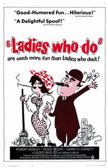Ladies Who Do - Wikipedia