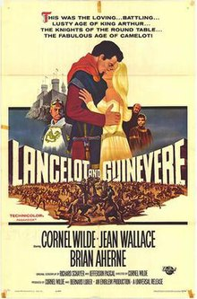 Lancelot and Guinevere poster.jpg