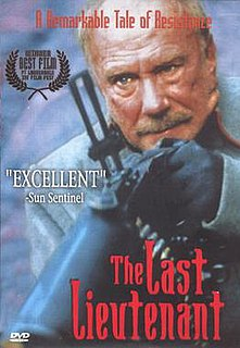 <i>The Last Lieutenant</i> 1993 film directed by Hans Petter Moland