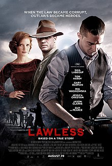 Watch Lawless Movie Online Free 2012