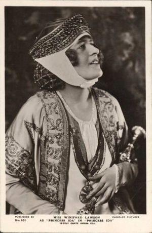 Winifred Lawson