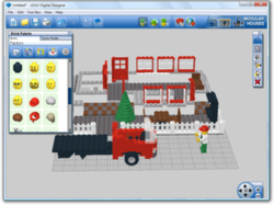Lego Digital Designer screenshot.png
