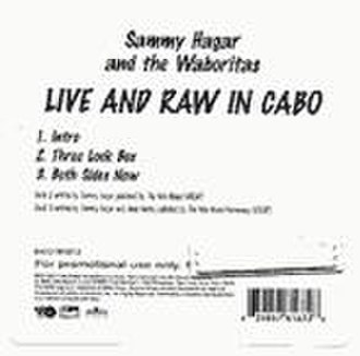 Ten 13 - Live And Raw In Cabo Best Buy disc (2000)