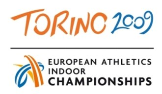 2009 European Athletics Indoor Championships - Image: Logo Torino 2009