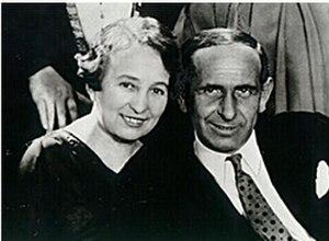 Jacob Fleck - Jacob and Luise Fleck c.1937