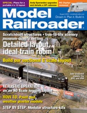 Model Railroader - Image: MR Cover