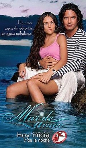Mar de amor - Image: Mar de amor 460x 790