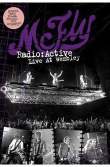 Mcfly radio active live at wembley cover.jpg